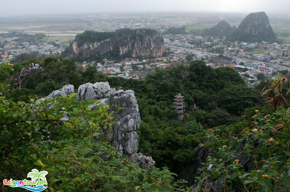 Tour Đà Nẵng - Cù Lao Chàm - Hội An - Bà Nà