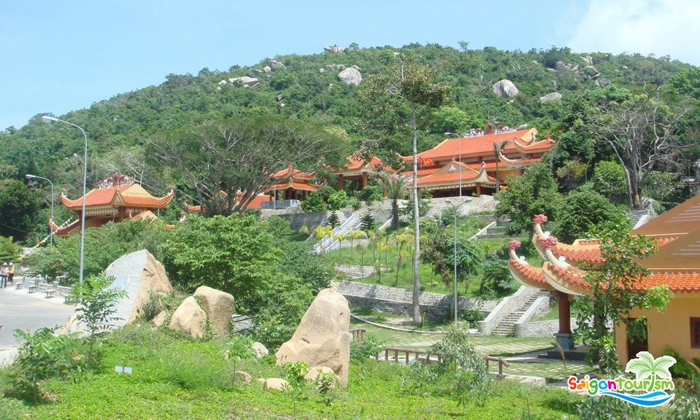 Tour Long Hải