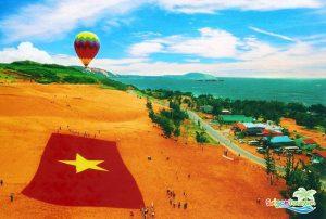 Tour Phan Thiết - Mũi Né - Hòn Rơm 3 ngày 2 đêm