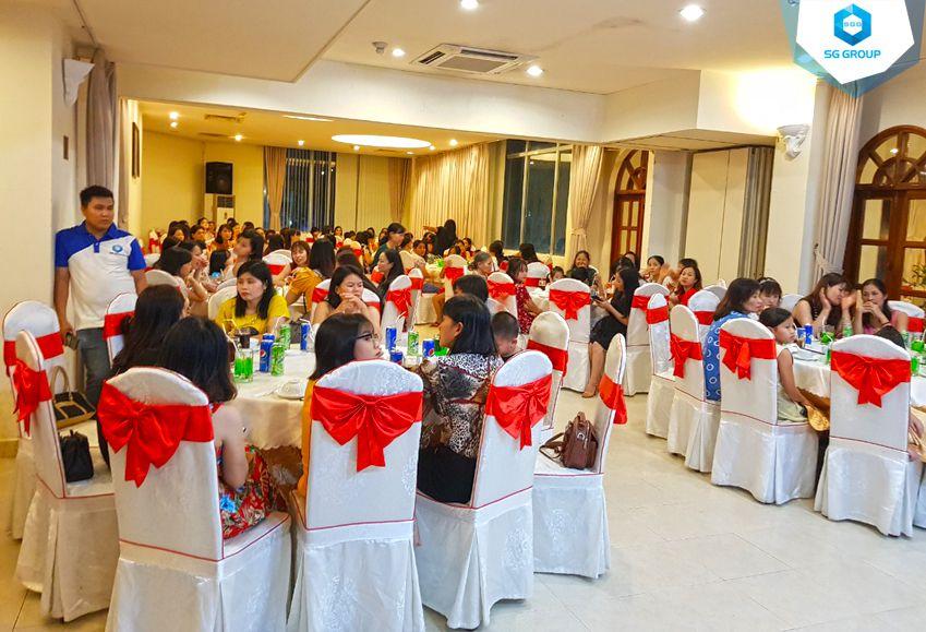 Galadinner tour Long Hải Vũng Tàu