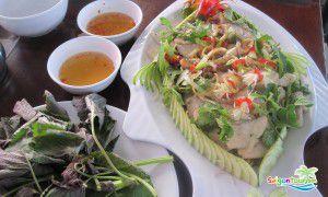 Ăn hải sản gì khi đi tour du lịch Phan Thiết