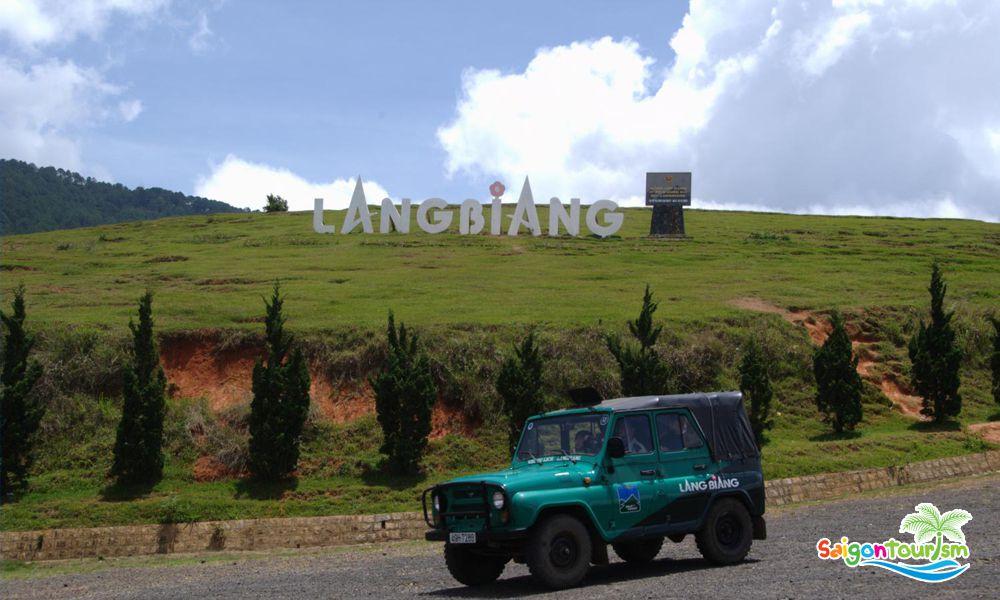 Tour Đà Lạt Langbiang