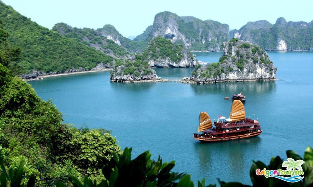 Tour Hà Nội - Hạ Long - Sapa