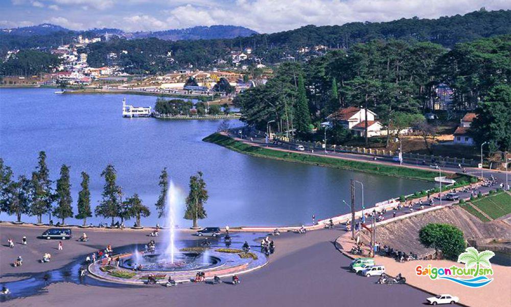 Tour du lịch hè Đà Lạt 2015 do Saigontourism tổ chức được rất nhiều du khách đánh giá cao.
