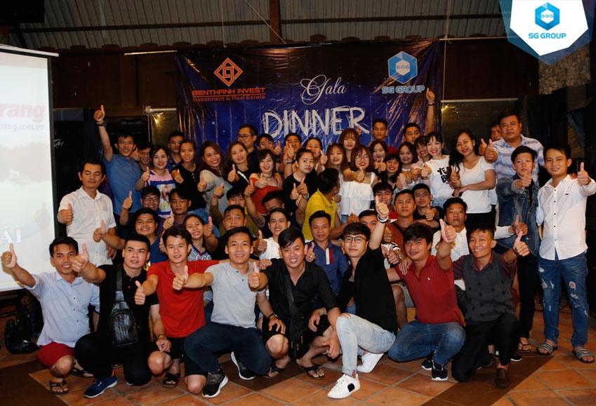Tiệc Galadinner của Ben Thanh Investment tại Đà Lạt