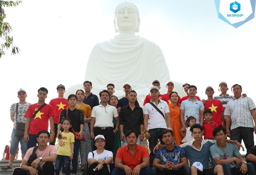 Quoc Huy Anh Corp tại Chùa Long Sơn