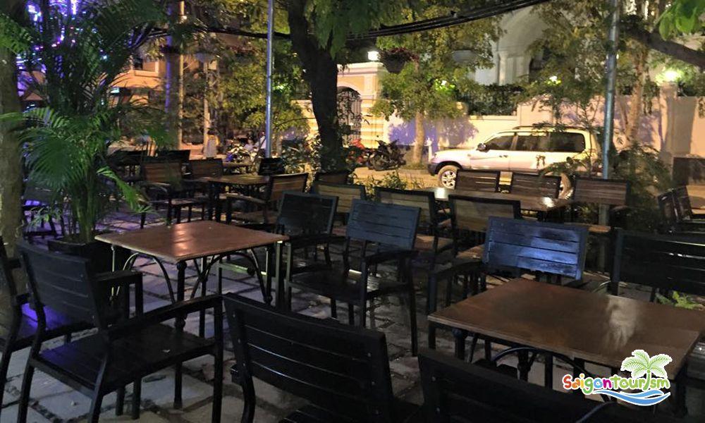 Du lịch Nha Trang uống cà phê ở đâu