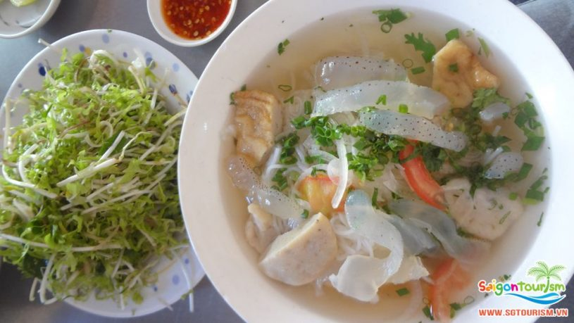 Món ngon phố biển Nha Trang