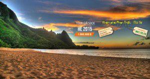 Tour Phan Thiết Mũi Né giá rẻ