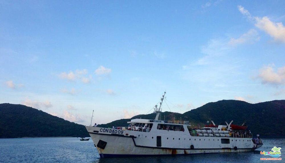 Đến Côn Đảo bằng phương tiện nào