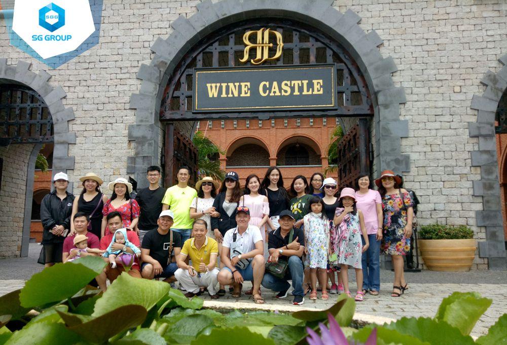 Khách hàng đi tour Phan Thiết