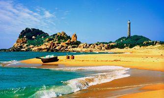 Tour Phan Thiết - Mũi Né - Hòn Rơm - Resort (2 ngày 1 đêm)