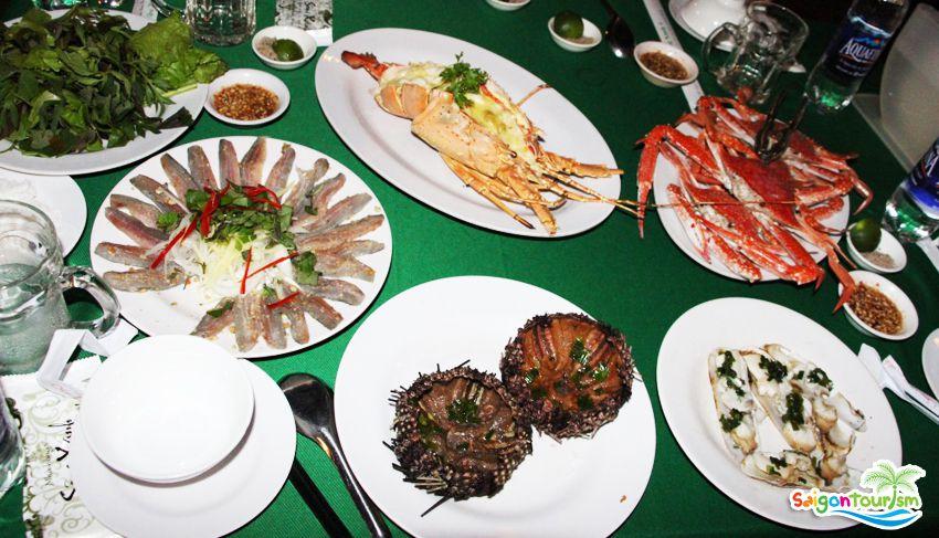 Những quán ăn ngon tại Phú Quốc