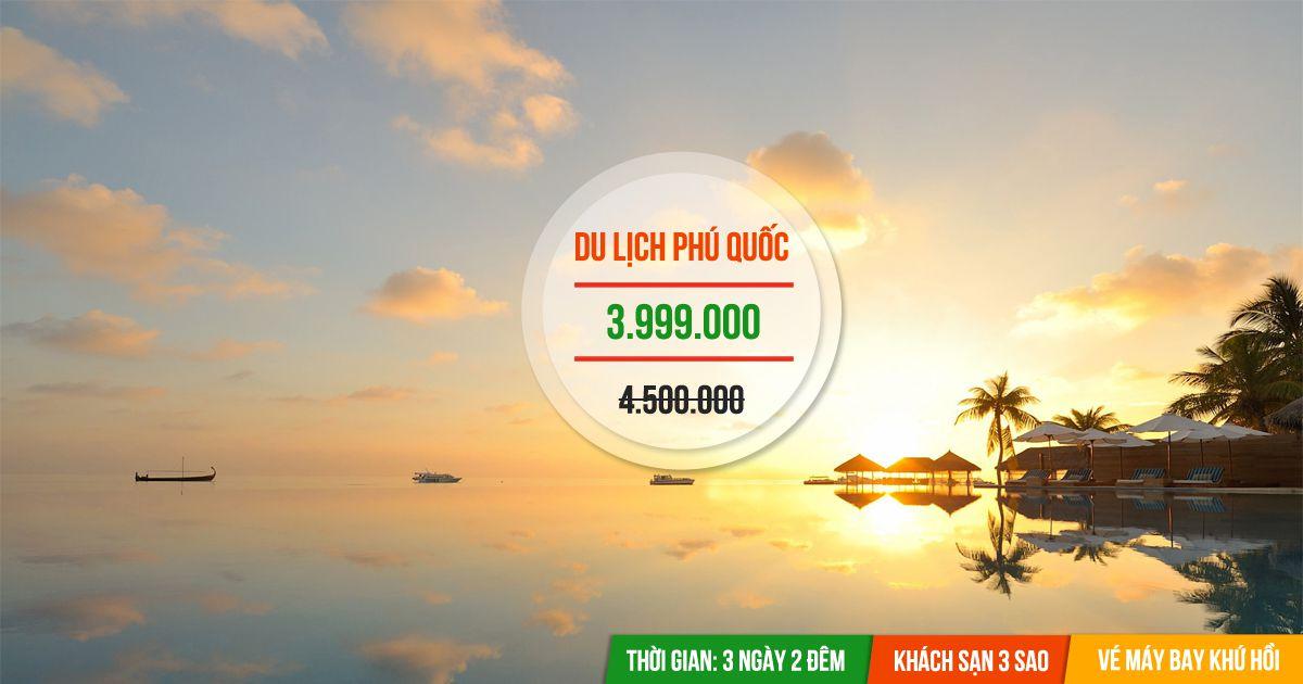 Tour du lịch Phú Quốc 3 ngày 2 đêm | Liên hệ: 0927.176.176