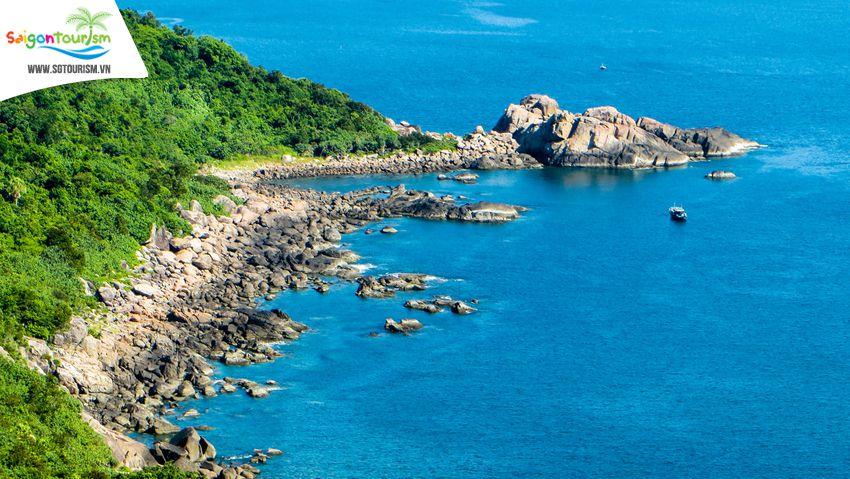 bán đảo Sơn Trà ở Đà Nẵng