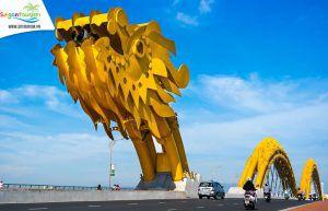 Cầu Rồng tại Đà Nẵng