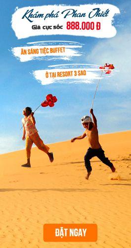 Tour Phan Thiết giá rẻ