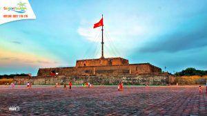 Kỳ đài tại Huế