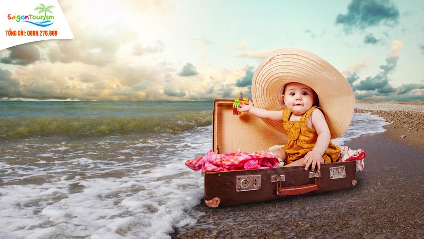Kinh nghiệm du lịch Đà Nẵng có con nhỏ