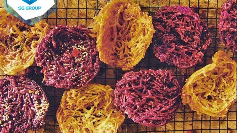 Bánh rế Phan Thiết