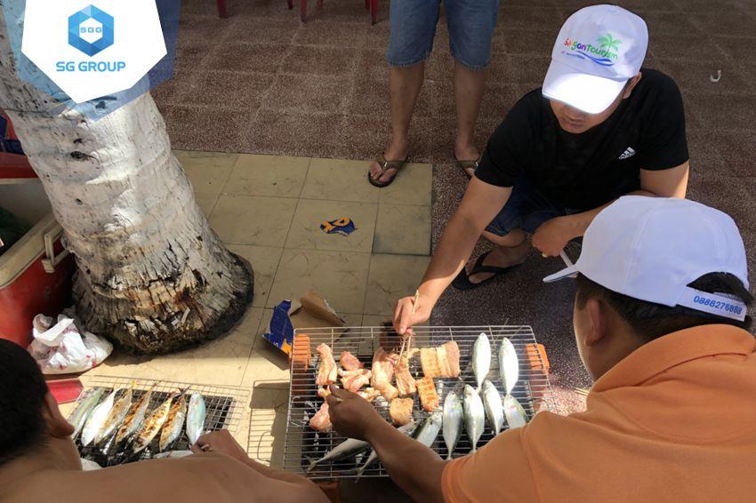 UBND phường Tây Thạnh quận Tân Phú đánh giá tour Phan Thiết 2 ngày 1 đêm