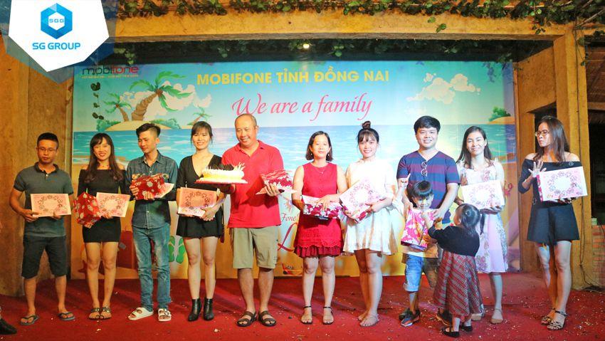Đêm Gala của Mobifone Đồng Nai tại Phan Thiết