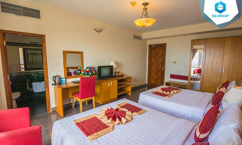 Khách sạn Spring Hotel Vũng Tàu