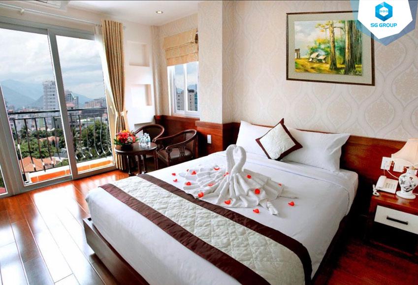 Khách sạn Golden Sand Nha Trang